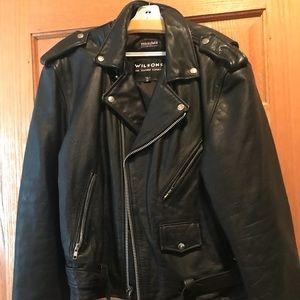 Motorcycle jacket. MC Jacket. insulated. Size XL